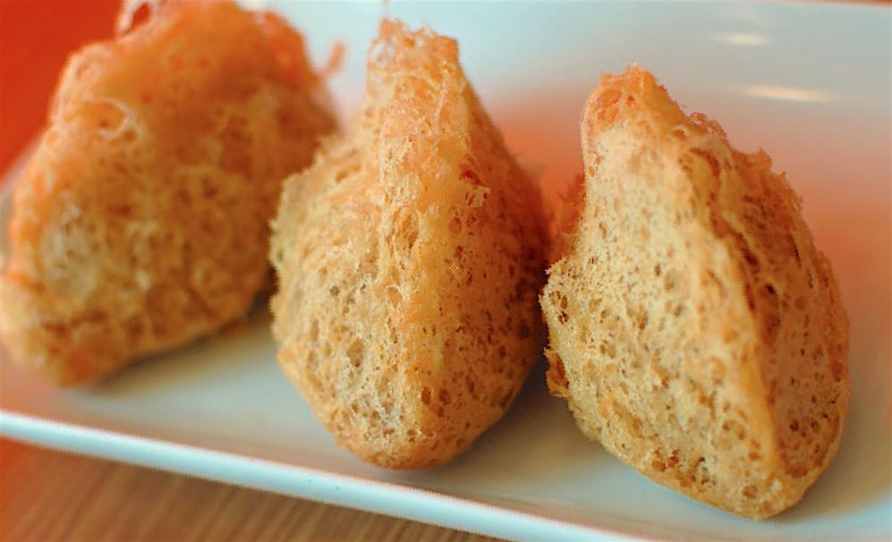 Crispy Yam Puff (Wu Kok 芋角)